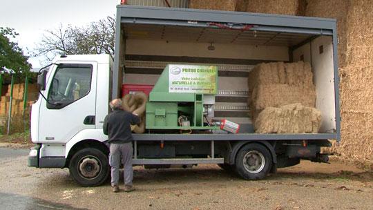 Le camion atelier